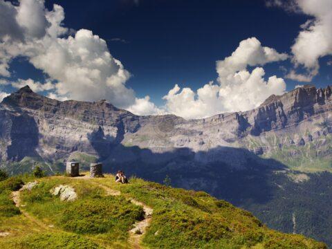 Le Prarion Landscape